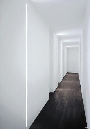 ristrutturare casa- illuminazione corriodio